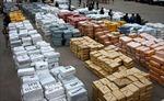 Venezuela thu giữ lượng lớn côcain