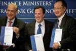 G-20 ưu tiên tăng trưởng kinh tế và giảm rủi ro