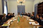 Đoàn công tác Ban Tôn giáo Chính phủ Việt Nam thăm làm việc tại Italy