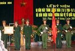 Sư đoàn 304 - lá cờ đầu trong phong trào thi đua quyết thắng