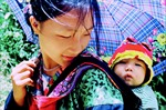 Những hình ảnh đẹp của phụ nữ vùng cao Tây Bắc