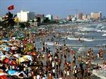 Biển Vũng Tàu đón đoàn du khách đông kỷ lục