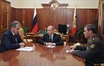 Nga tiếp tục 'trảm' hai quan chức Quốc phòng