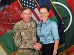 CIA điều tra bê bối tình ái của cựu Giám đốc Petraeus