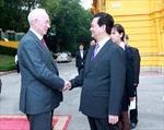 Thủ tướng Ucraina thăm Việt Nam