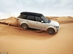 "Jaguar và Land Rovers ""made in China"""