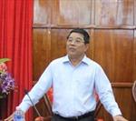 Kỷ luật chủ tịch tỉnh Bình Phước