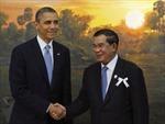 Campuchia và Mỹ tăng cường quan hệ song phương