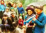 Độc đáo lễ đặt tên con của người Cờ Lao