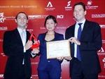 Vingroup giành hai giải thưởng quốc tế về bất động sản