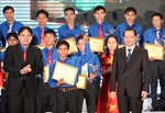 Trao giải Lương Định Của cho 300 nhà nông trẻ