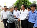 Tổng Bí thư Nguyễn Phú Trọng làm việc tại Đồng Tháp