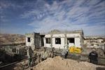 Phương Tây phản đối Israel xây khu định cư