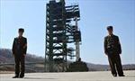 Triều Tiên đã đặt tên lửa vào bệ phóng
