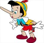 Nhìn mũi để nhận biết nói dối