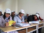 Trở ngại trong triển khai xuất khẩu lao động ở huyện nghèo