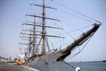 """Tàu chiến Áchentina """"Libertad"""" được trả tự do"""