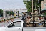 Cơ sở của không quân Pakistan bị tấn công