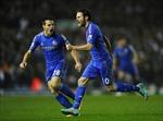 Cúp Liên đoàn Anh:  Chelsea gặp Swansea tại bán kết
