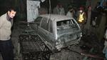Đánh bom đẫm máu tại Pakistan