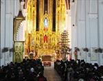 Giáo dân cả nước tưng bừng đón Giáng sinh