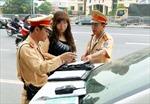 Tăng mức phạt, giảm vi phạm giao thông