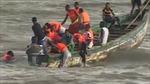 Đắm tàu ở Guinea-Bissau, gần 100 người chết và mất tích