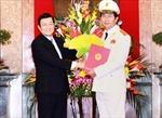 Chủ tịch nước trao quyết định thăng hàm Đại tướng cho đ/c Trần Đại Quang