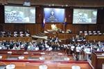 Ông Samdech Say Chhum được bầu lại làm Chủ tịch Thượng viện Campuchia