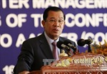 Thủ tướng Campuchia kêu gọi cử tri tham gia bỏ phiếu bầu Quốc hội