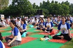 Cần Thơ: 700 người tham gia Ngày Quốc tế Yoga lần thứ IV năm 2018