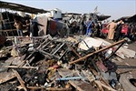 Tấn công đẫm máu trong lễ tang tại Iraq làm ít nhất 30 người thương vong