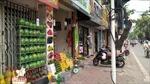 Chưa thống kê được số người bán hàng rong hoa quả tại Hà Nội