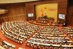 Kỳ họp thứ 5, Quốc hội khóa XIV: Thảo luận các vấn đề về kinh tế - xã hội