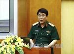 Đoàn cán bộ chính trị cấp cao Quân đội nhân dân Việt Nam thăm hữu nghị Cộng hòa Nhân dân Trung Hoa