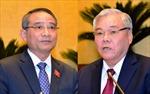Trình Quốc hội phê chuẩn miễn nhiệm chức vụ Tổng Thanh tra Chính phủ và Bộ trưởng GTVT