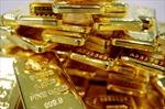 Giá vàng giảm ba tuần liên tiếp
