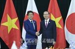 Thắt chặt quan hệ Đối tác chiến lược sâu rộng Việt Nam-Nhật Bản