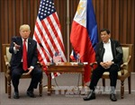 Tổng thống Trump: Quan hệ Mỹ - Philippines quan trọng vì lý do quân sự