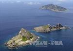 Bốn tàu hải cảnh Trung Quốc xuất hiện gần quần đảo tranh chấp với Nhật Bản
