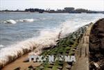 Tuyến kè hạ lưu sông Đà Rằng sụt lở nghiêm trọng, đe doạ tới cuộc sống của người dân