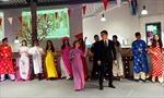 Tết sớm tại trường đại học có đông sinh viên Việt Nam nhất nước Anh