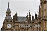 Phát hiện chất khả nghi tại trụ sở Quốc hội Anh