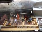 Dập tắt vụ cháy tại phố Y Miếu, Hà Nội
