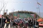 Đỉnh Fansipan mở hội khèn hoa, du khách háo hức check-in không gian văn hóa Tây Bắc