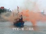 Ngư dân 'xông biển' lấy lộc đầu năm