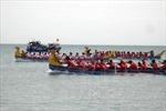 Ninh Thuận khai hội mở lạch vươn khơi đánh bắt đầu Xuân 2018
