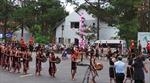 Lễ hội đường phố mang đậm âm hưởng Tây Nguyên