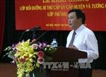 Phương thức quản lý đột phá tại Học viện Chính trị quốc gia Hồ Chí Minh