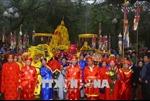 Không còn hiện tượng cướp lộc tại Hội Gióng đền Sóc Sơn